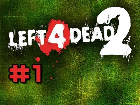 Left 4 Dead 2: Mines of the Living Dead (Minecraft) w/ Nova, Kootra and Spoon #1 Video
