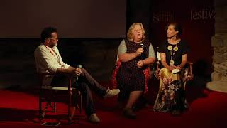 Saskia Boddeke all'Ischia Film Festival 2018