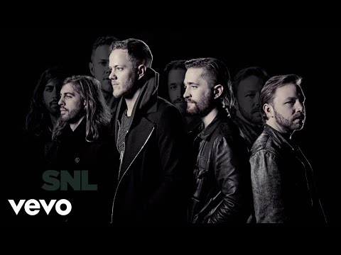 Imagine Dragons – Radioactive (Live on SNL) ft. Kendrick Lamar