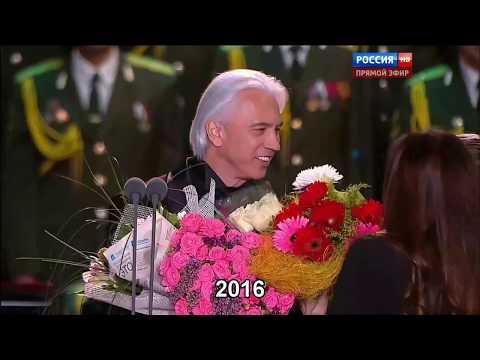 Моя Москва - Дмитрий Хворостовский (9.5.2016) (Subtitles)