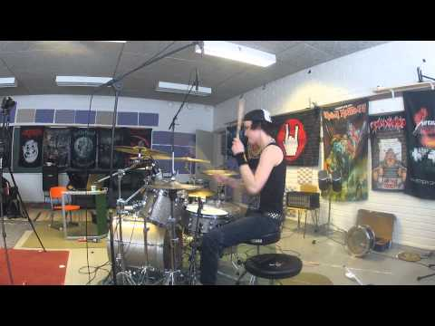Cannibal Corpse - Kill Or Become *DRUM COVER