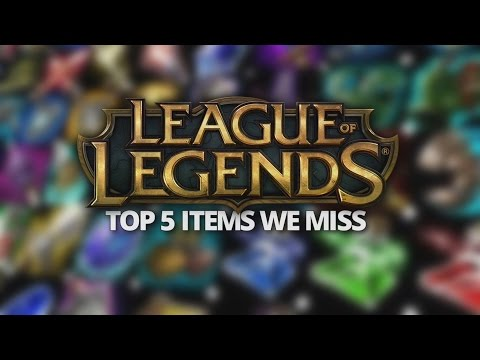 we - Let us know what items you miss from League of Legends down below in the comments! Don't forget to Like and Subscribe for more LoL content! What your League Skin says about you - http://youtu.be/k...