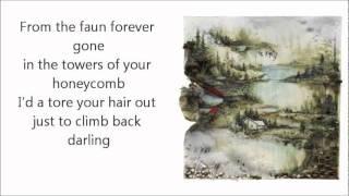 Bon Iver- Towers w/Lyrics