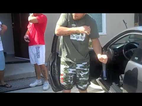 Jeremy Stephens UFC 113  Week 2 blog