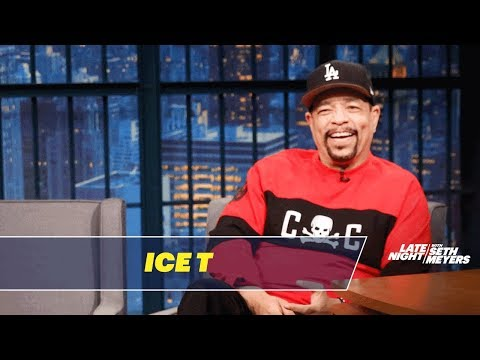 Ice T Was Cast for New Jack City While in a Bathroom