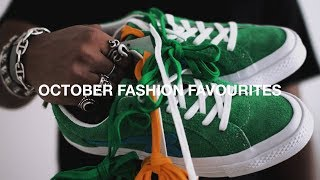 October Fashion Favourites | GOLF WANG & My Shooting Setup