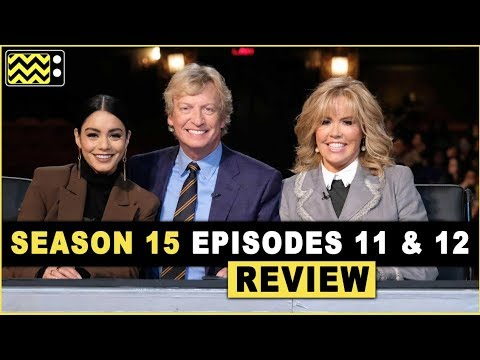 So You Think You Can Dance Season 15 Episodes 11 & 12 Review & After Show