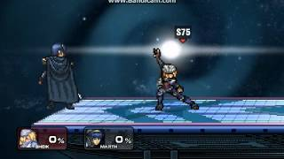 Sheik can do some cool stuff in SSF2