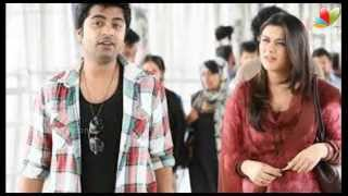 Simbu promises Hansika and live like Ajith Shalini | Vaalu | Tinsel Talk | Gossip | Songs