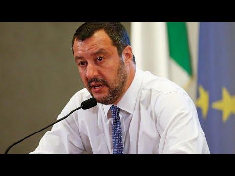 Salvini: Italiens Häfen bleiben im Sommer für NGO-S ...