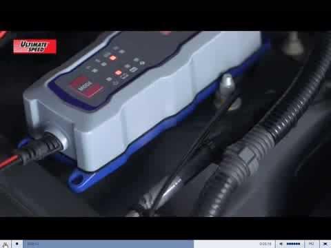 Caricabatterie per auto e moto ULG 3.8 B1