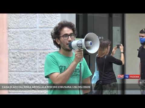 CASA DI ACCOGLIENZA ARCELLA A RISCHIO CHIUSURA   29/05/2020