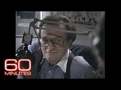 From the 60 Minutes Archive: Larry King
