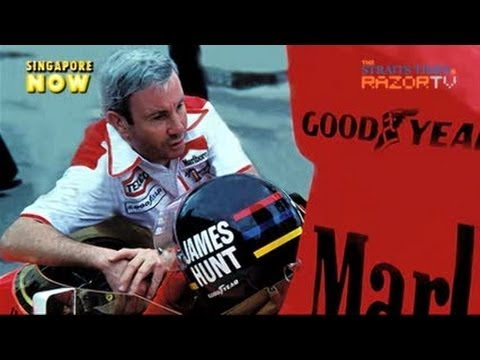 Who is James Hunt?