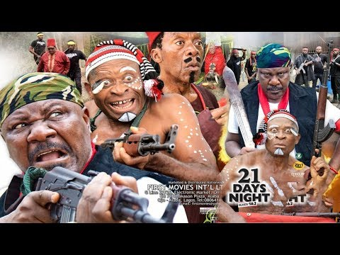 21 Days Night Season 5 (New Movie) - Sam Dede|2019 Latest Nigeria Nollywood Movie