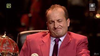 Skecz, kabaret = Kabaret Moralnego Niepokoju - Dyrektor i Mrównica w 2007 roku (Gala 25-lecia Telewizji Polsat)
