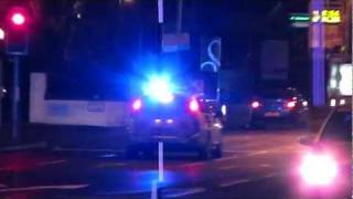 NIAS / CRZ 5624 / Ford Focus Estate / Rapid Response Unit / Responding