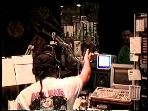 Dred Serious @ KISW Hosting Metal Shoppe w/Rockfish Pt.2