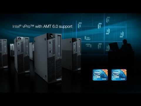 Lenovo ThinkCentre M90/M90p desktop tour