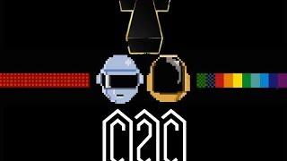 C2C Vs Daft Punk Vs Justice (X-BANANA Mashup & Remix)