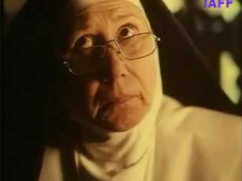 Nuns and cement glue commercial