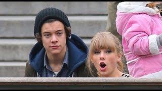 Taylor Swift & Harry Styles 2nd Sleepover Date Night!