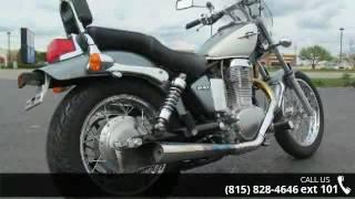 9. 2012 Suzuki Boulevard S40 Cruiser - Honda Northwest - Cry...