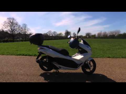 HONDA PCX 125 UPDATE REVIEW 2016