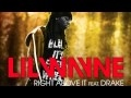 Lil Wayne Right Above It Video and Lyrics