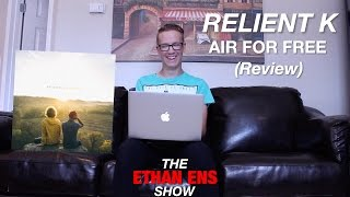Relient K - Air For Free (Reaction + Review) | The Ethan Ens Show
