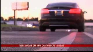 8. Ala. Power Uses Sports Car to Promote Electric Transportation