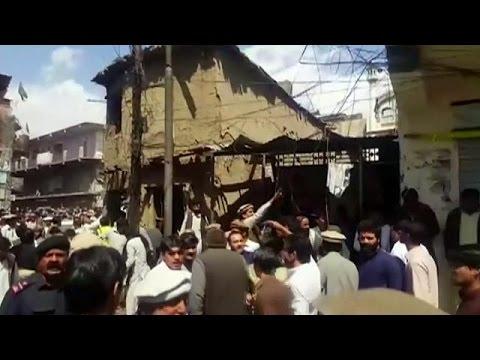 Φονική έκρηξη βόμβας σε σιιτικό τέμενος