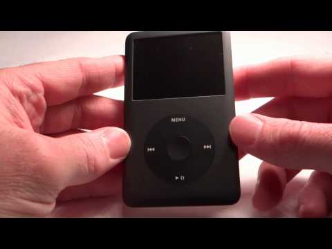 ipod classic - Apple iPod Classic 160 GB Overview Video. In this video, we provide an overview of the 160GB iPod Classic from Apple. The simplicity of design and the user e...