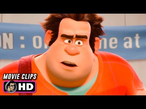 WRECK-IT RALPH Clips + Trailer (2012) Disney