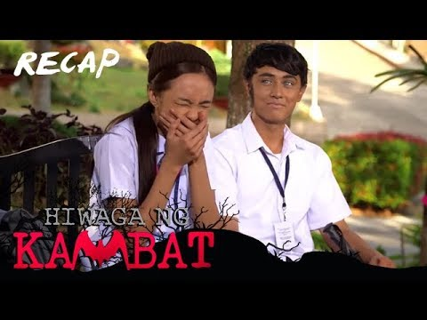 Iking and Sarah confess feelings for each other - Episode 4 | Hiwaga Ng Kambat Recap (With Eng Subs)
