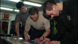 Video ..od modrej - nitrianska hokejová hymna