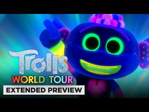Trolls: World Tour | Underwater Concert