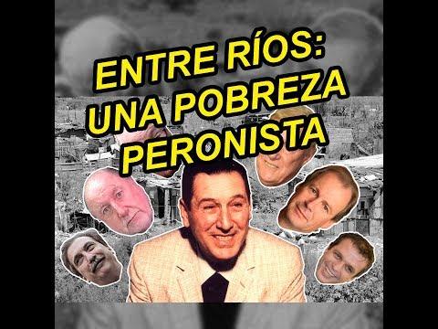 """""""Entre Ríos no es pobre. La hicieron pobre"""""""
