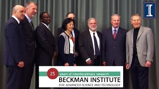 Thumbnail of Beckman Institute 25th Anniversary Opening Remarks video