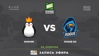 Rogue gg vs Team Kinguin - MDL Global Challenge - map2 - de_overpass