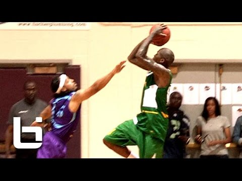 bryant - Here are the full raw highlights of Jamal Crawford's 63 point performance in front of Kobe Bryant at the Seattle Pro Am.