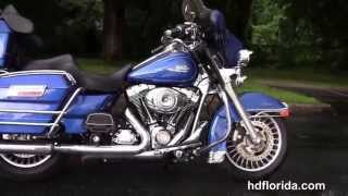 5. Used 2009 Harley Davidson Electra Glide Classic Motorcycles for sale