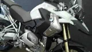 8. 2009 BMW R1200GS - Alpine White (Special Edition)