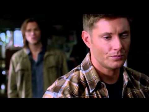 """Sam and Dean//8x01// """"Did you look for me, Sam?""""scene"""