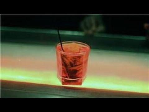 Vodka & Mixed Drinks : How to Make a Vodka & Coke