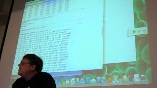 Sam's Network Security Class - Tues 02/05/2013 - Exploring Control Types and Methods