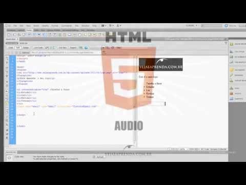 curso de html5 completo gratis