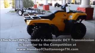 5. 2015 Rancher 420 DCT / EPS For Sale - Chattanooga TN Honda PowerSports Dealer