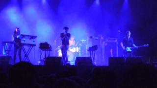 Neon Indian - Polish Girl live @ OFF festival