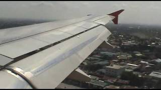 Video Air Asia landing at Clark Airport MP3, 3GP, MP4, WEBM, AVI, FLV Juni 2018